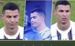 Cetak Dua Gol, Ronaldo Kesal Ditarik Keluar Pirlo Saat Laga Inter Milan vs Juventus di Coppa Italia