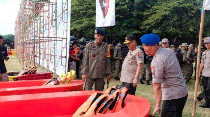 Tingkatkan Potensi SAR Kepolisian, 200 Anggota Brimob Ikuti Pelatihan Search and Rescue di Madiun