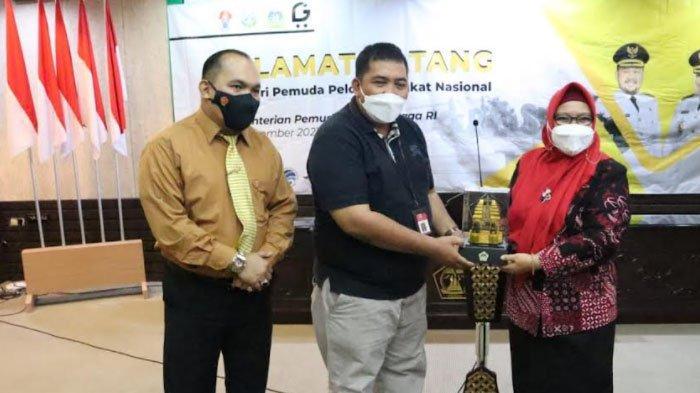 Pemilik Aplikasi Gresik Online Shop Wakili Jawa Timur di Ajang Pemuda Pelopor Tingkat Nasional