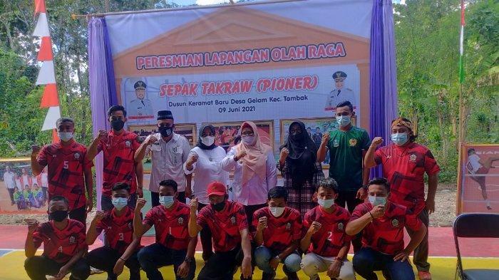 Atlet PON Asal Pulau Bawean Gresik Senang Ada Lapangan Representatif di Desanya: Alhamdulillah