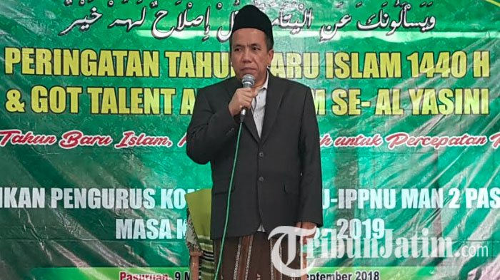 Wakil Bupati KH Mujib Imron : Jaga Kesehatan Diri Kita, Jaga Kesehatan Orang Lain