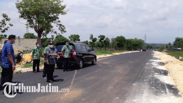 Jalan Lingkar Selatan Tinggal Tahap Penyelesaian, Siap Dioperasikan Awal Tahun 2021