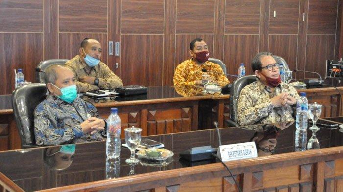 KPU Tuban Usulkan Anggaran Rp 8 Miliar untuk Protokol Kesehatan Pencegahan Covid-19