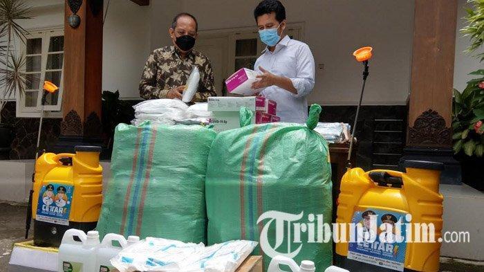 Kunjungi Trenggalek, Wagub Emil Dardak Sebut Perlu Penanganan Covid-19 Ekstra di Daerah Mataraman