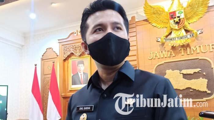 Respons Wagub Emil Dardak Terkait Namanya yang Masuk Bursa Kader Demokrat untuk Pilgub DKI Jakarta