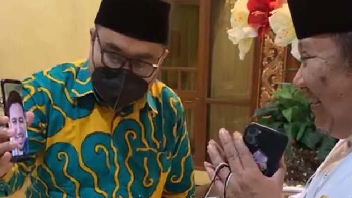 Lewat Video Call, Wagub Jatim Emil Dardak Serahkan Bantuan Oksigen Konsentrator untuk Pemkab Jember