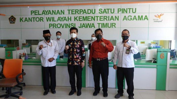 Upaya Antisipasi Klaster Hajatan, Wagub Emil Dardak Gandeng Para Penghulu