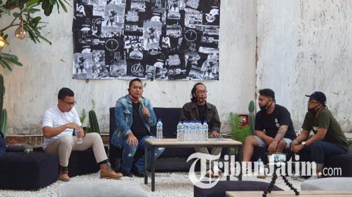 Wakil Ketua DPRD Andri Wahyudi Dongkrak Brand Lokal Pasuruan Bisa Naik Kelas