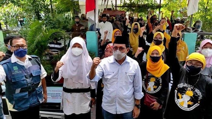 Pendaftaran Pilkada Surabaya 2020 Semakin Dekat, Reni Astuti 'Klik' dengan Machfud Arifin