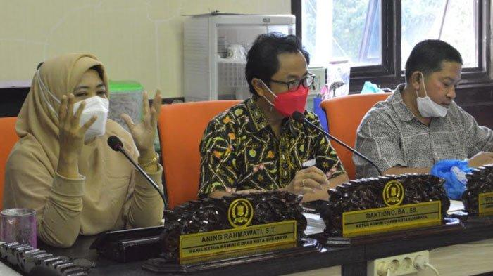 Komisi C DPRD Kota Surabaya Soroti LPJ Walikota untuk APBD 2020