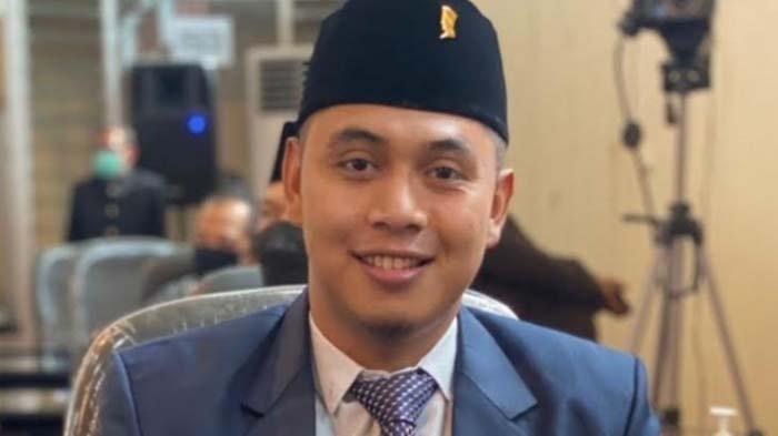 Wakil Ketua Komisi I DPRD Kota Blitar, Guntur Pamungkas, 2021.