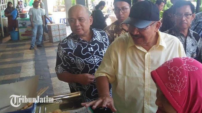 Menjelang Hari Raya Idulfitri 2019, Komisi VI DPR RI Pantau Harga Bahan Pokok di Pasar Wonokromo