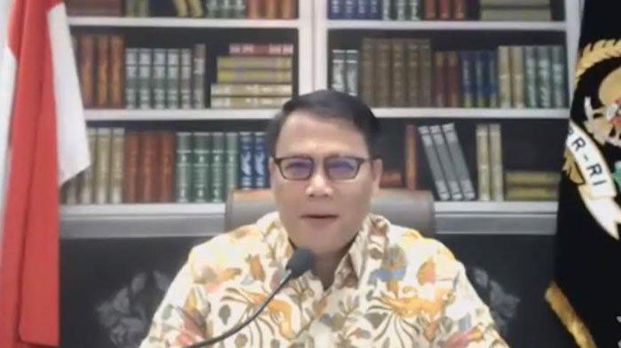 PKKMB Unikama Hadirkan LKBH PGRI Pusat, Direktur Bela Negara, Kepala BPNT hingga Wakil Ketua MPR RI