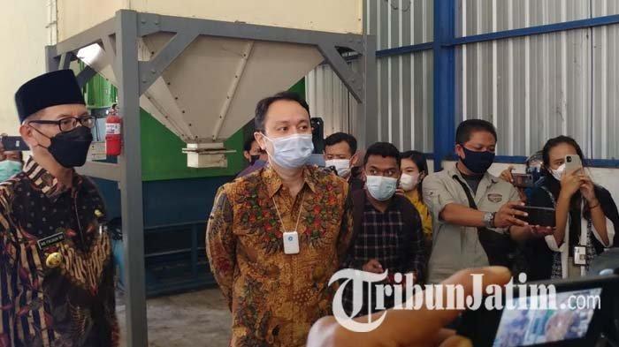 Wamendag RI Jerry Sambuaga Kunjungi Gudang SRG Jember yang Mangkrak Bertahun-tahun