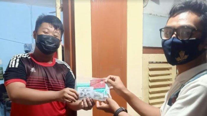 Bagikan Paket Masker dan Vitamin, Politisi PDIP: Pandemi Covid-19 Adalah Permasalahan Bersama