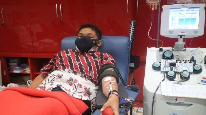 Darurat Stok Plasma Konvalesen, Wakil Sekretaris DPC PDIP Ajak Penyintas Covid-19 Donorkan Plasma
