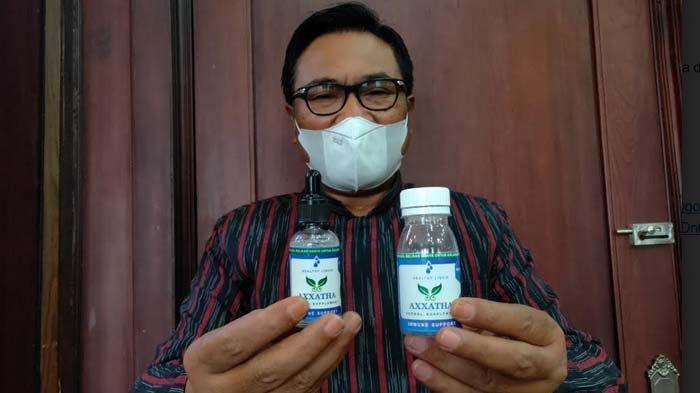 Wakil Wali Kota Malang Sofyan Edi Jarwoko Buat Ramuan Herbal Penangkal Covid-19, Dibagikan Gratis