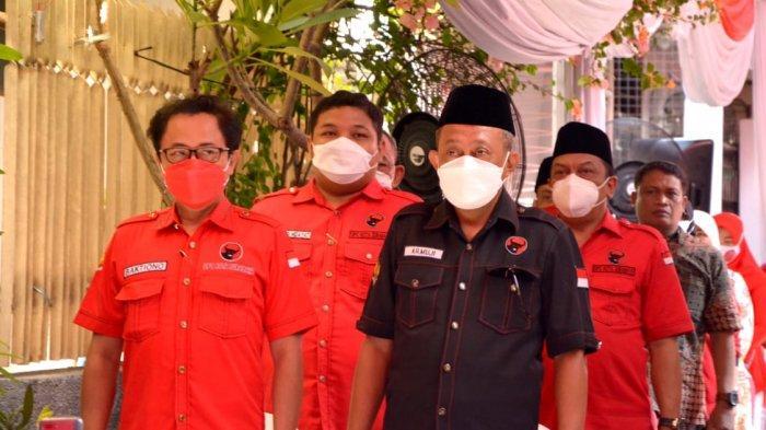Bulan Bung Karno, DPC PDI Perjuangan Surabaya Berbagi Kebaikan