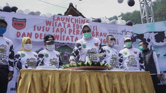 Dusun Brau Kota Batu Segera Miliki Kandang Sapi Komunal, Rencananya Pengerjaan Selesai Akhir Tahun