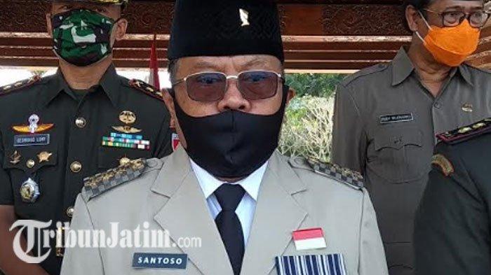 Wali Kota Blitar Santoso Dipanggil DPP PDIP Terkait Pilkada Blitar 2020, Tunggu Hitam di Atas Putih