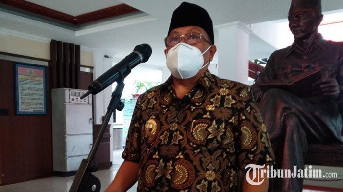 Mengaku Khilaf, Wali Kota Blitar Santoso Minta Maaf Soal Acara Tasyakuran Pelantikannya