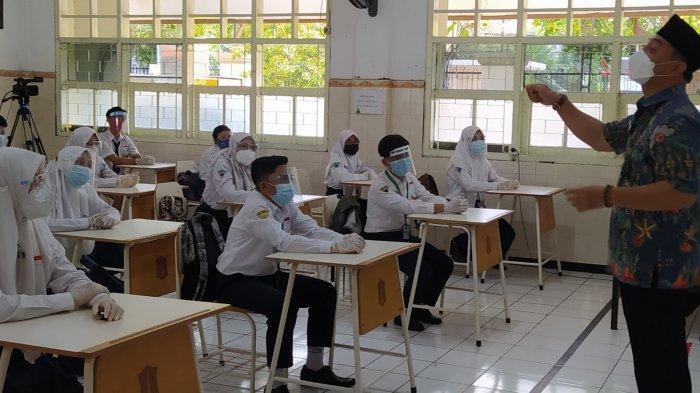 Persiapan Lumajang Jelang Sekolah Tatap Muka Dibuka Bulan Juli