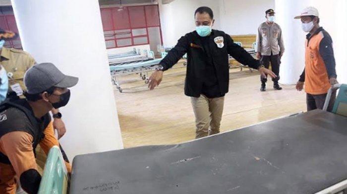 Tiap Kelurahan di Surabaya Bakal Punya RS Darurat, Upaya Pemkot Antisipasi Covid-19 Klaster Keluarga