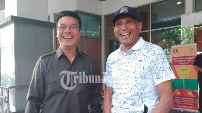Sambangi Tri Rismaharini di Graha Amerta, Wali Kota Jayapura Ajak Diskusi Eks Lokalisasi Dolly