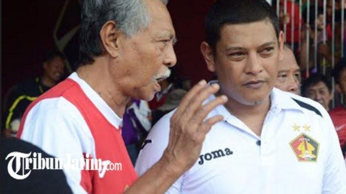 HA Maschut Berpulang, Wali Kota Mas Abu Kenang 'Sosoknya Berjasa Membesarkan Nama Persik Kediri'
