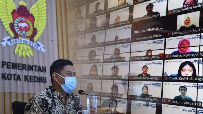 Awali Program Magang Merdeka, Wali Kota Kediri Abdullah Abu Bakar Jelaskan tentang Prodamas