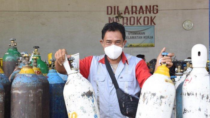 Antisipasi Penimbunan Tabung Oksigen di Malang Saat Pandemi Covid-19, Polisi Bentuk Tim Khusus