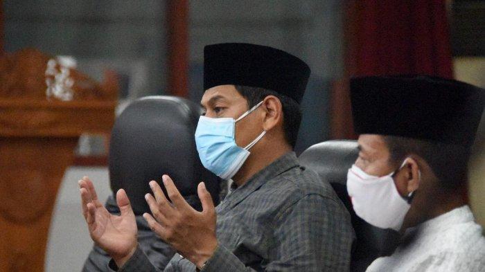 Wali Kota Kediri Ikuti Zikir dan Doa Kebangsaan 76 Tahun Indonesia Merdeka Secara Virtual