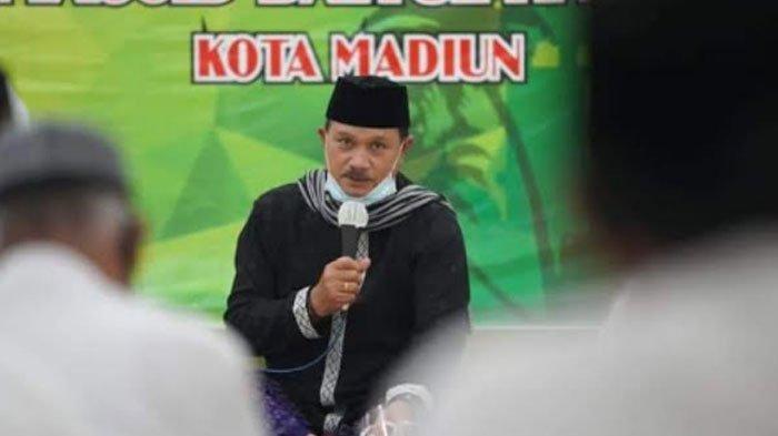 Perangi Covid-19, Wali Kota Maidi Ajak Imam Masjid Kota Pendekar Jadi Penegak Protokol Kesehatan