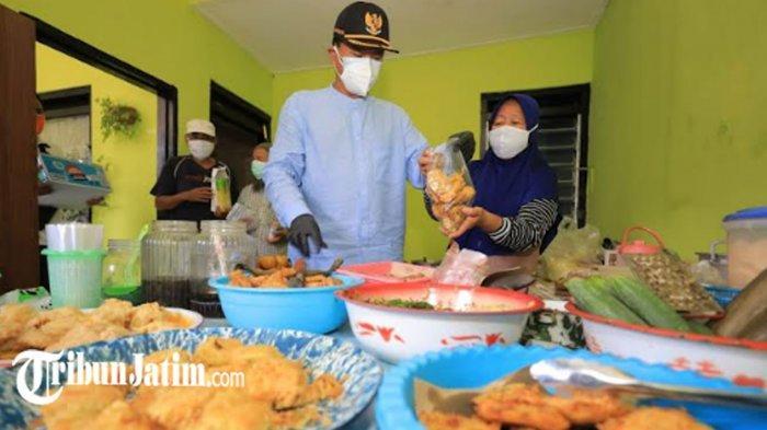 Warung Makan Dijadikan Dapur Umum, Wali Kota Madiun Titip Warga yang Isolasi Mandiri Dimasakkan