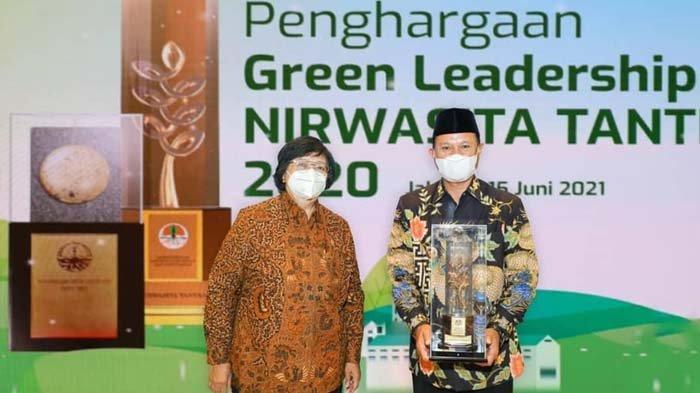 Tak Hanya Terima Penghargaan, Wali Kota Madiun Maidi Juga Jadi Pembicara di Kementerian LHK