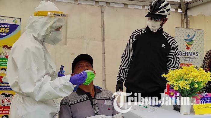Target Kota Madiun Turun ke PPKM Level 2, Wali Kota Maidi Naikkan Jumlah Tes Antigen Gratis