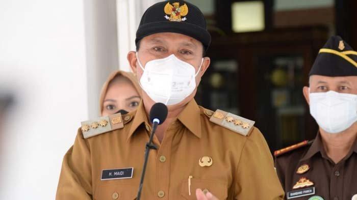 Kasus Covid-19 Melonjak, Wali Kota Madiun Maidi Dirikan Rumah Sakit Lapangan di Asrama Haji