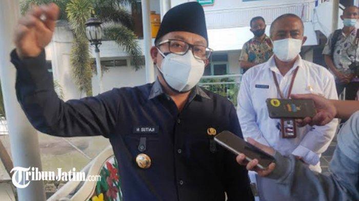 Pedagang di Kota Malang Bingung PPKM Darurat Diperpanjang atau Tidak, Begini Kata Wali Kota Sutiaji