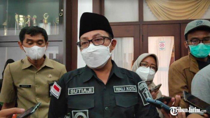 Meski Belum Ada Mutasi Virus Corona Masuk ke Kota Malang, Sutiaji Minta Masyarakat Waspada