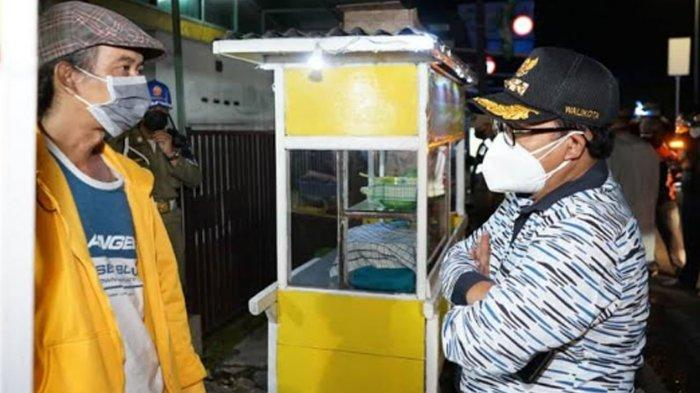 Persiapan Bansos untuk PKL Terdampak PPKM Darurat di Kota Malang 90 Persen, Pembagian Dimulai Besok
