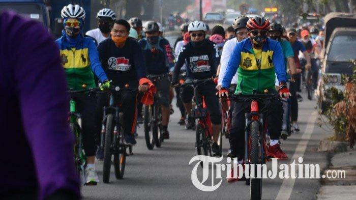 Pemkot Malang Berencana Tambah Jalur Khusus Sepeda di Jalan Ijen dan Veteran