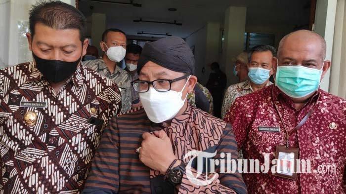 Wali Kota Sutiaji Lebih Setuju PPKM Mikro Dikuatkan Ketimbang Perpanjangan Penyekatan di Kota Malang