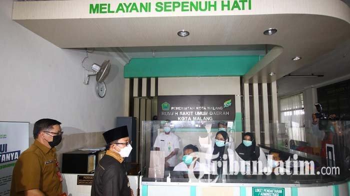 Kasus Covid-19 Melonjak, Pemkot Malang Tambah 70 Bed di Sentra IGD Rumah Sakit Rujukan
