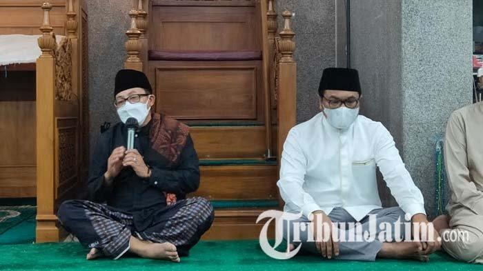 Hari Terakhir Safari Ramadan 2021, Wali Kota Malang Ajak Warganya Bersedekah Rp 1.000 per Hari