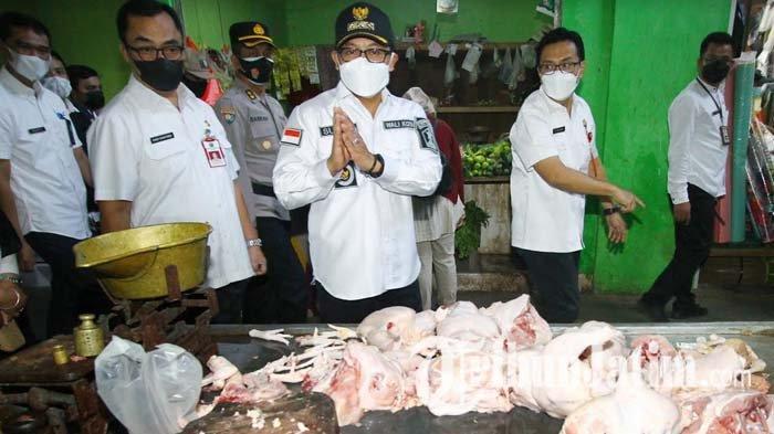 Sutiaji Pastikan Stok Ketersediaan Pangan Jelang Lebaran 2021 di Kota Malang Aman
