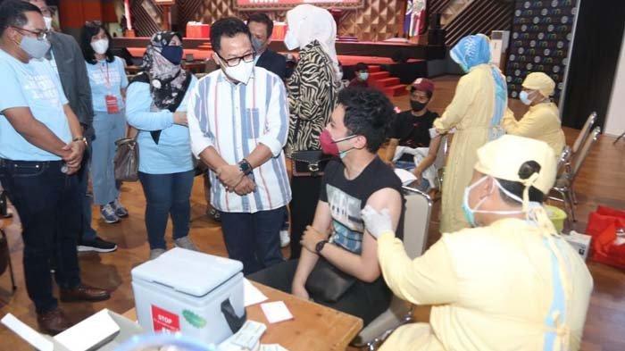 Wali Kota Malang Apresiasi Perbankan Gelar Vaksinasi Covid-19 Massal untuk Masyarakat dan Pelajar