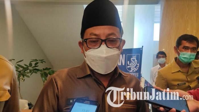 Kepala Dispangtan Kota Malang Dibebastugaskan Usai Terjerat Kasus Narkoba