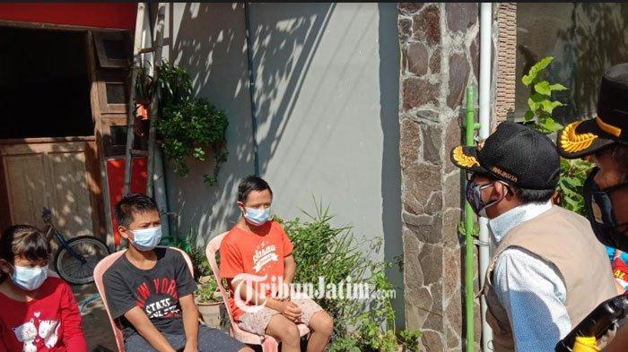 Tiga Anak Jalani Isoman Tanpa Orangtua di Kota Malang Dapat Pendampingan Psikologis