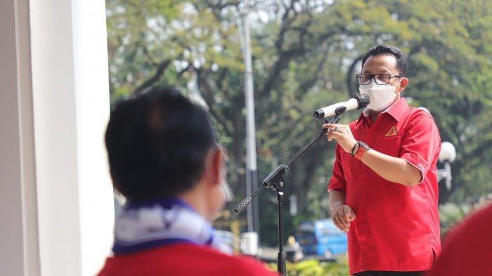 Wali Kota Malang Sutiaji Dilantik Jadi Ketua PDDI Periode 2021-2026