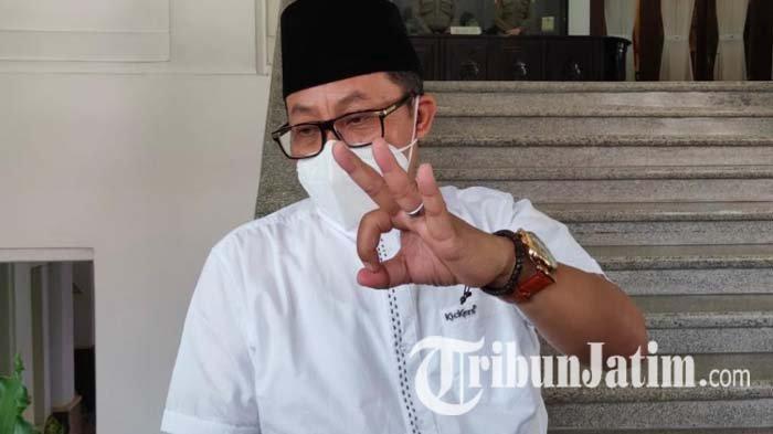 Disinggung Menteri Luhut, Wali Kota Malang Sutiaji Beralasan Ada Keterlambatan Data Covid-19